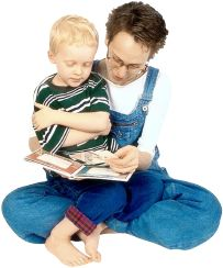 Phonics and Reading Activities for grandparents and their grandhchildren are a great help in teaching a child to read