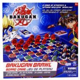 Bakugan Brawl Board Game may be fun for older grandkids but not so great for activities for grandparents and their younger grandchildren