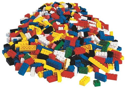 My grandkids love their new and old legos