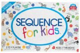 Sequence for Kids is one of our favorite board games activities for grandparents and their grandchildren