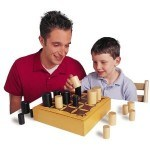 My grandkids and I love to play Goblet - we have created many fun family memories over that board