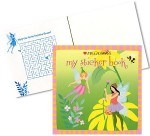 Scrapbooking supplies and stickers are great for fun family memories and activities for grandparents and their granchildren
