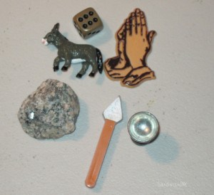 These little toys are powerful reminders to grandkids of Jesus Christ - His death - and His resurrection