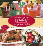 Gooseberry Patch has several fun books full of great recipes and easy crafts for seniors and kids