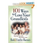 Christian encouragement and prayer activities for grandparents and their grandchildren