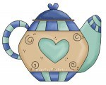 My Grandsons would love this country blue kids tea set