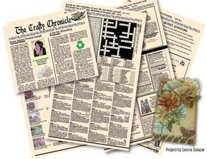 Resources for you to save your family memories and have a fun time doing so with scrapbooking activities for grandparents and their grandchildren