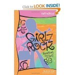 Cute Serious Book - Girls Rock - Devotions and Bible Verses for teens including love is not easily angered