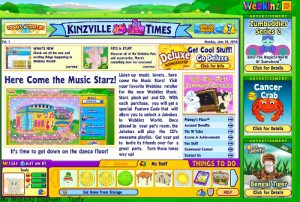 Webkinz stuffed animals and Webkinz virtual animals make for fun activities for grandparents and their grandchildren