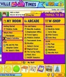 X is by Todays Activities where you and your grandkid can easily earn virtual money to buy Webkinz virtual accessories