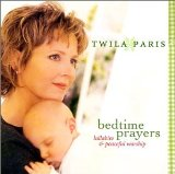 Twila Paris Bedtime Prayers album is full of delightful praise and worship songs as well as Bible verses and words of encouragement for all ages from your youngest grandchildren to the oldest of your senior parents