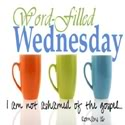 Enjoy encouraging Bible verses and pictures each Word-Filled Wednesday at Internet Cafe Devotions