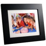 Pandigital 7 inch wifi digital photo frame is perfect for the Sandwich Generation caring for elderly parents and grandchildren