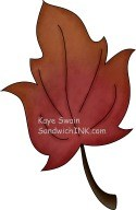 I love that autumn leaves are falling down and this delightful autumn clipart is a wonderful reminder sm