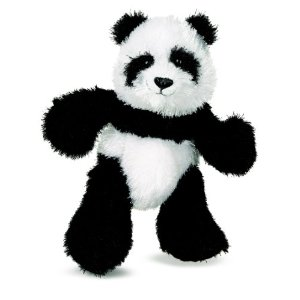 A Panda is cute but a Webkinz Panda is cute and a gift that will be fun and educational for your grandchildren all year long