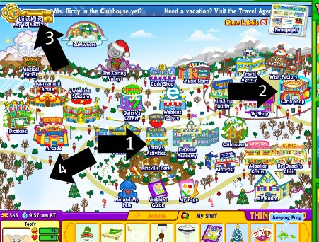Theres been several changes and updates at Webkinz stuffed and virtual animals world - so heres some info for all you grandparents and grandchildren just in time for Christmas activities and fun family memories
