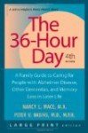 Caring for elderly parents who have dementia symptoms - The 36-hour Day is an excellent guide for families dealing with Alzheimers Disease and other cuases of dementia