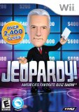 Great Wii Games like jeopardy are perfect for the Sandwich Generation family dealing with fun issues like exercising the brain of the elderly and the kids and creating delightful family memories at the same time