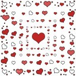 This cute country clipart is great for Valentine clipart cards - borders - and more fun projects for grandparents and grandchildren
