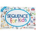 Sequence for Kids is one of my grandkids favorite games to play when I am babysitting the grandchildren
