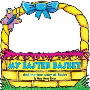 My Easter Basket by Mary Manz Simon is perfect for some easy Easter crafts for kids and seniors to enjoy together