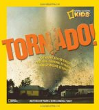 A national geographic tornado book for kids - great for science lessons for grandparents and their grandchildren