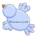 Follow SandwichINK and its cute country bird clipart to Twitter for Christian Baby Boomer - Senior Citizen - And Grandparent News Encouragement and Updates for the Sandwich Generation