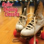 Cute picture of a roller skating rink with childrens roller skates for the hokey pokey song mp3 download
