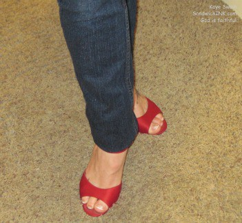 Jeans are great for the whole Sandwich Generation family from grandkids to seniors and in between