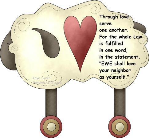 Teaching our grandchildren Biblical love is a vital part of leaving a spiritual legacy