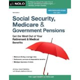 Caring for elderly parents who need to apply for social security or medicare - this book can help