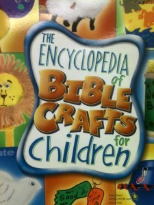 I found 10 commandments crafts for kids in the Encyclopedia of Bible Crafts for children