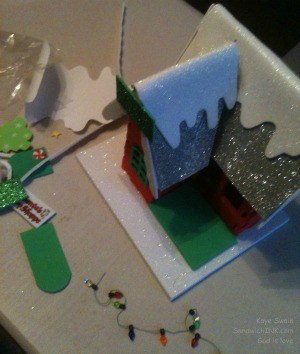 Fun and easy Christmas crafts projects for kids that seniors can also enjoy