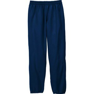Mens full elastic waist sweat pants can be great comfort clothing for the elderly seniors in our lives - men AND women