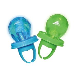 Ring pops work well with Sandwich Generation granny nanny grandkids and their friends who wear braces