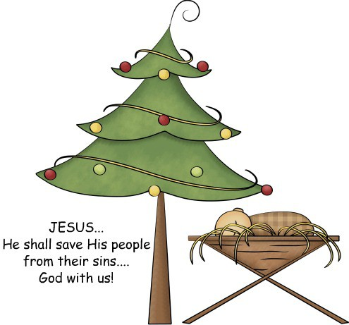 As the Sandwich Generation granny nanny often reminds her grandkids - JESUS is the BEST gift for Christmas - EVER