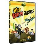 Wild Kratts Creature Adventures are fun educational resources for sick day quiet activities for grandparents and their grandchildren