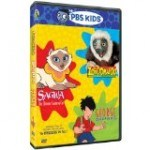You can still share Zoboomafoo with your grandkids along with two other educational shows on this dvd