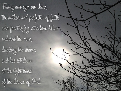Christian words of encouragement and inspiration for the Sandwich Generation during this season of Lent 2012