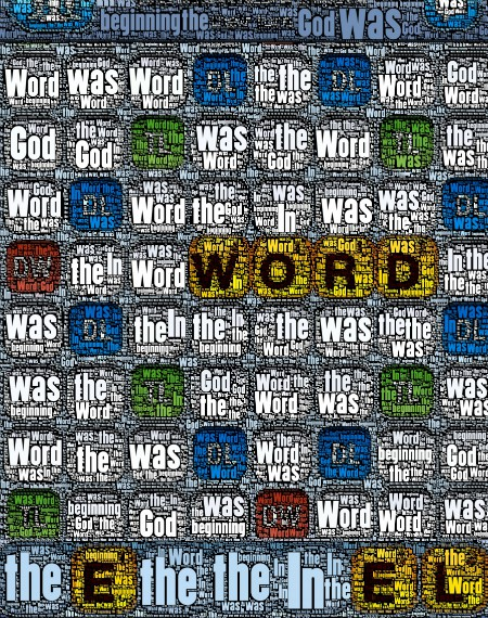 Encouraging Bible verses for the Sandwich Generation John 1 1 and 3 wordfoto r.jpg