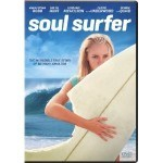The Soul Surfer DVD is an interesting movie full of Christian encouragement for our grandchildren as well as ourselves