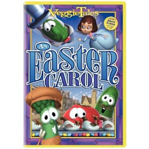 Past Christian Easter gifts ideas for our Sandwich Generation family included Veggie Tales Easter Carol