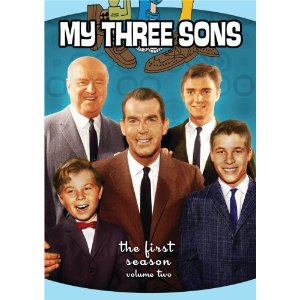 Fun baby boomer memories - My Three Sons