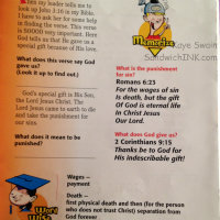 Awana provides encouraging Bible memory verses for our Sandwich Generation grandkids