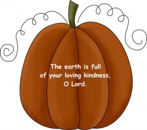 Happy Thanksgiving for the Sandwich Generation - Scripture picture