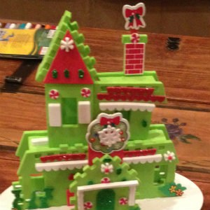 Tis The Season for Grandkid Gingerbread House Fun...A Bit Early...The Sequel