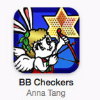 BB Checkers is a fun app for Chinese Checkers - a great game for grandma and grandkids alike