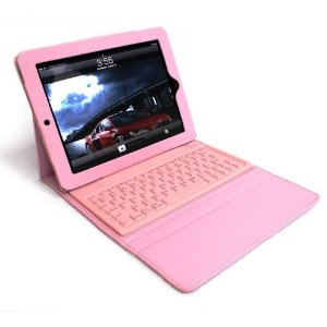 Pink things like iPad cases are a delight for many in the Sandwich Generation particularly on Pink Satuday