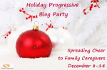 2013 Caregiving Holiday Progressive Blog party