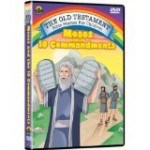 Amazon has some great resources for teaching 10 commandments for kids